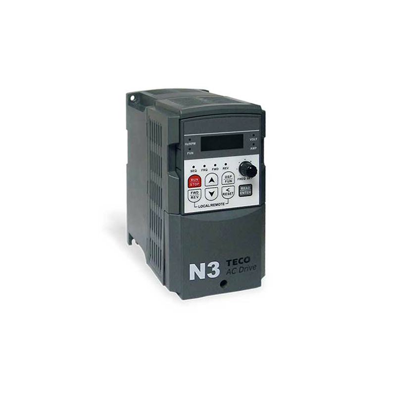Teco n3 series for Vfd for 7 5 hp motor