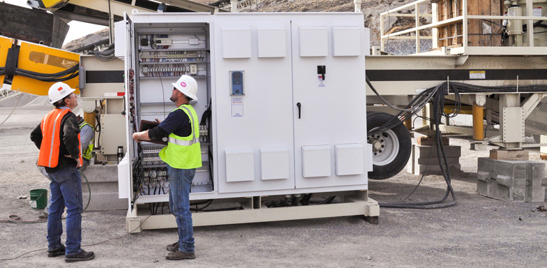 How to Maintain a VFD Control Panel