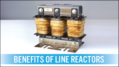 How Will Line Reactors Help Your Variable Frequency Drive?