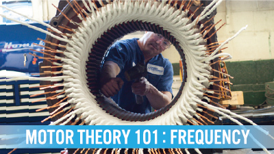 Motor Theory 101: Adjusting Frequency