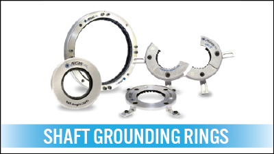 Shaft Grounding Rings - The Necessary Accessory for Your Motor and VFD