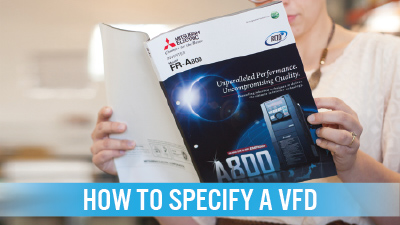 How to Specify a Variable Frequency Drive