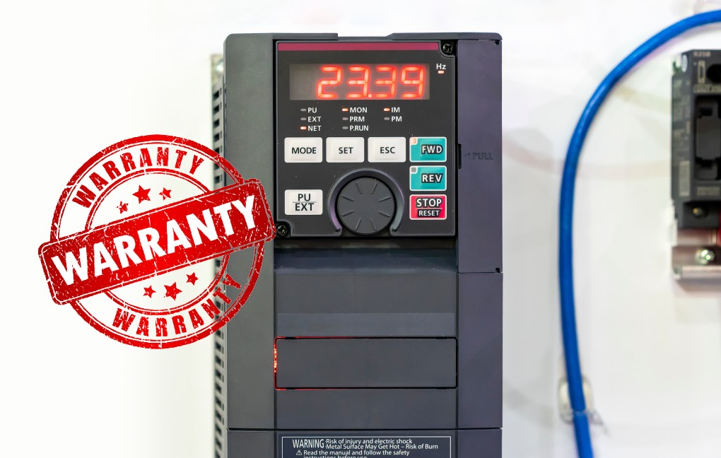 Is Your VFD Covered Under Warranty?